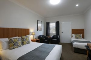 Cadman Motor Inn and Apartments - Tourism Cairns