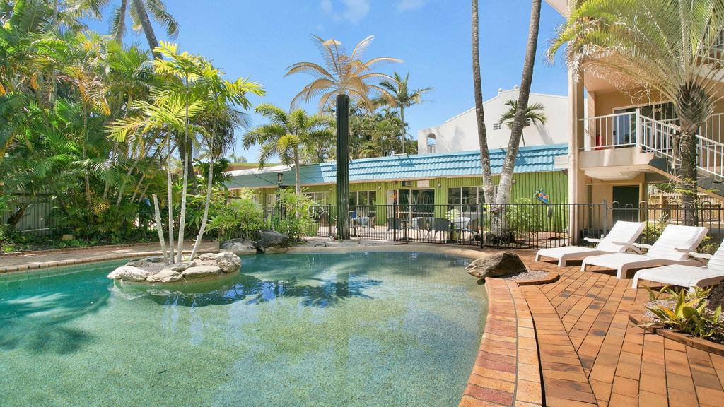 Cairns Rainbow Resort - Tourism Cairns
