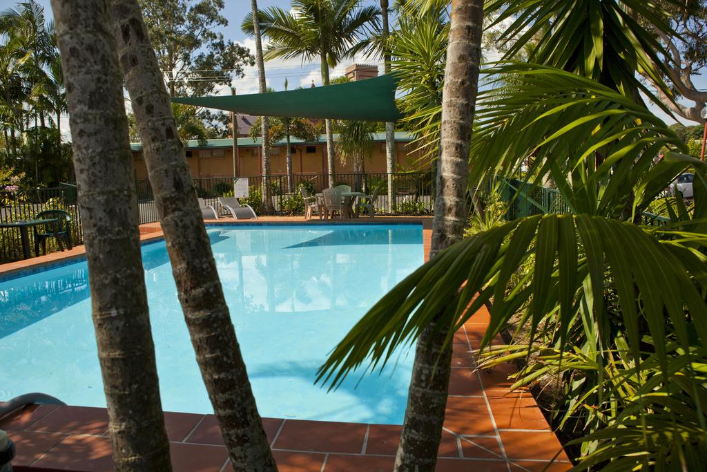Dawson Motor Inn - Tourism Cairns