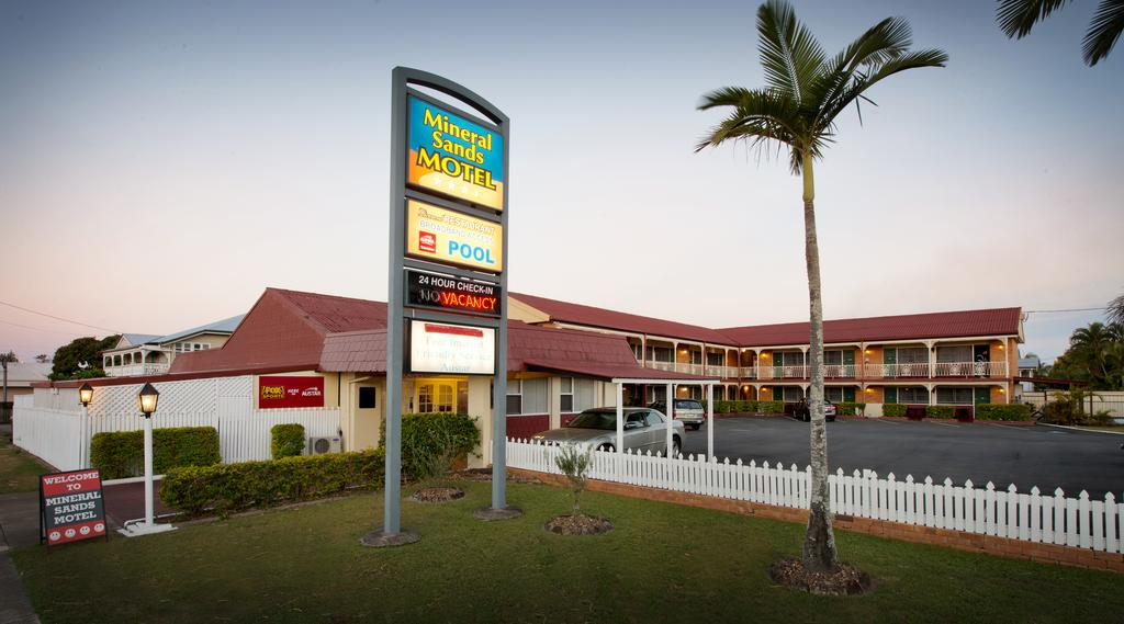 Mineral Sands Motel - Tourism Cairns
