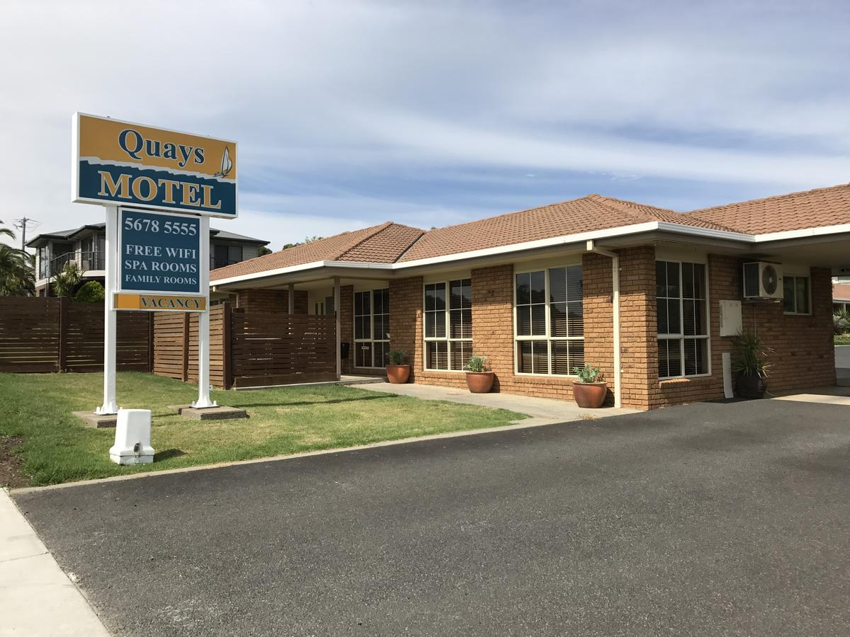 Quays Motel San Remo - Tourism Cairns