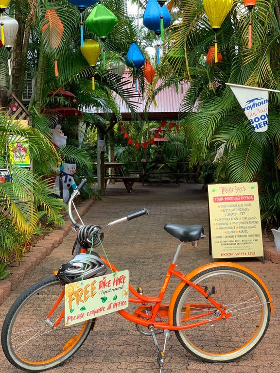 Tropic Days Boutique Hostel - Tourism Cairns