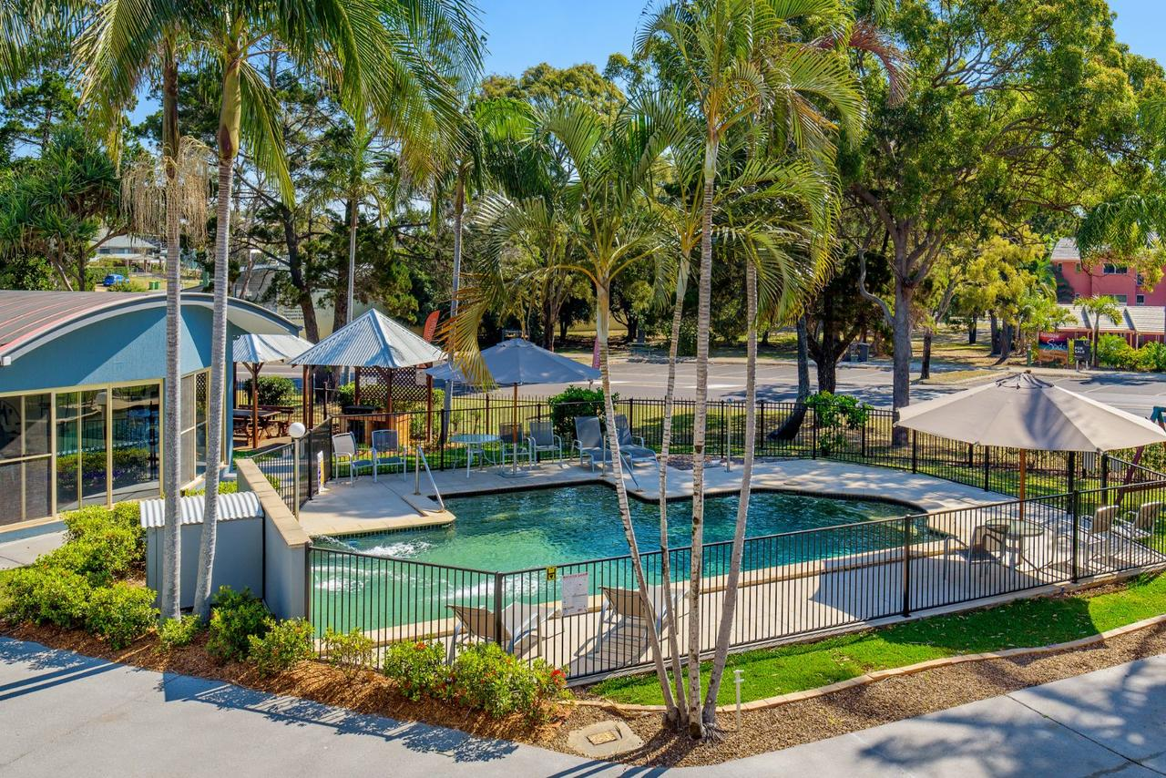 Rainbow Getaway Holiday Apartments - Tourism Cairns