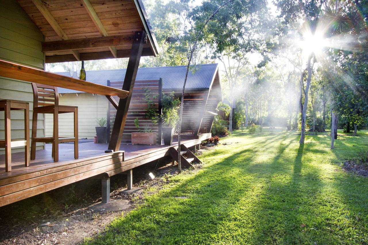 Airlie Beach Eco Cabins - Tourism Cairns
