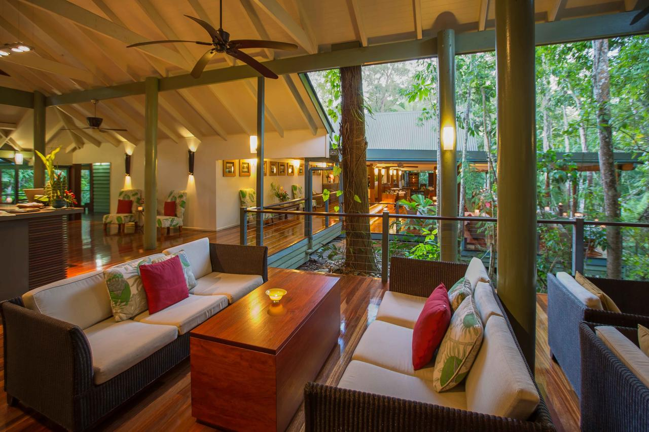 Silky Oaks Lodge - Tourism Cairns