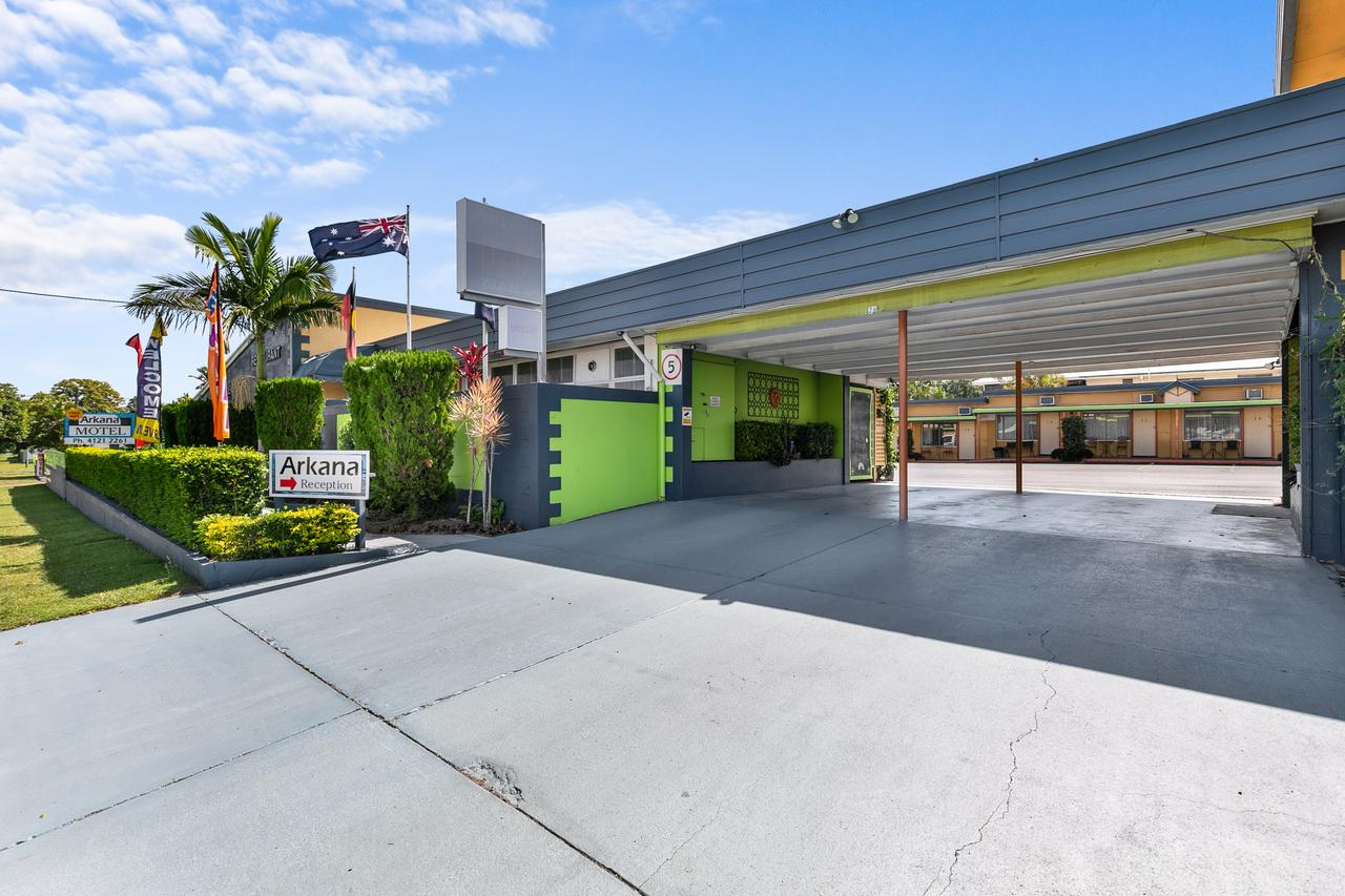 Arkana Motel - Tourism Cairns